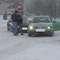 8 kolizji drogowych, z czego aż 6 w Iławie. Policjanci apelują o rozsądek na zdradliwej drodze