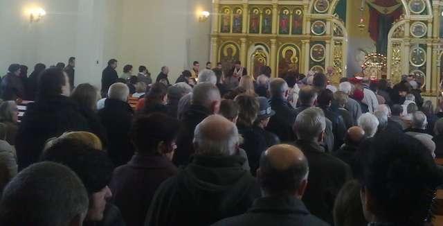 Pryczastia czyli Komunia Świeta w olsztyńskiej cerkwi - full image