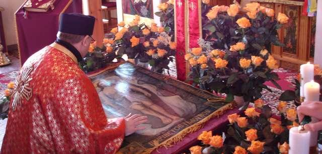 Wielkanoc u grekokatolików w Baniach Mazurskich - full image