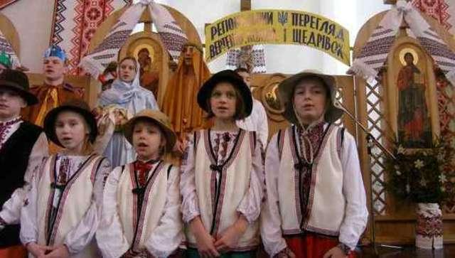 Węgorzewo: cerkiew greckokatolicka - full image