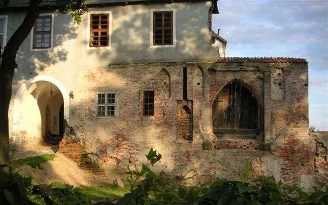 Morąg: zamek z duchem dzieciobójczyni - full image