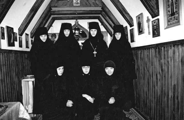 Wojnowo: cerkiew i klasztor prawosławny - full image