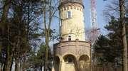 Mrągowo: wieża Bismarcka