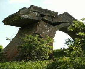 Most w Grądach Kruklaneckich