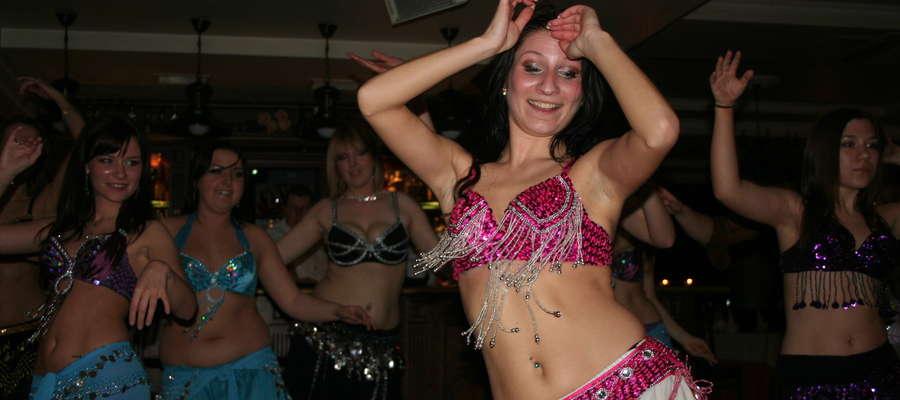 Taniec brzucha ma coraz więcej zwolenników w Elblągu