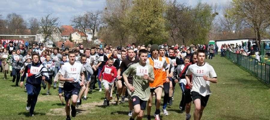 Bieg Bartów zawsze cieszył się sporym powodzeniem, w związku z tym na ulicach pojawia się wielu biegaczy