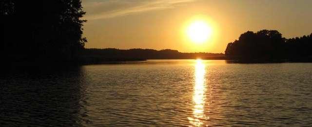 Jezioro Isąg widziane z Pelnika - full image