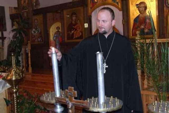 Ełk: Prawosławna cerkiew Świętych Apostołów Piotra i Pawła  - full image