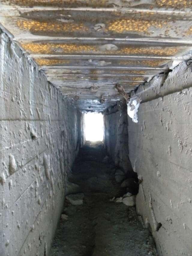 Korytarz w bunkrze Himmlera - full image