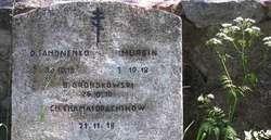 Gołdap: cmentarz wojenny z czasów I wojny światowej