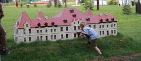 Park Miniatur Warmii i Mazur  w Gierłoży