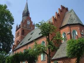 Kościół Najświętszego Serca Jezusowego w Ełku