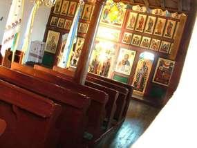 Cerkiew greckokatolicka w Ostrym Bardzie