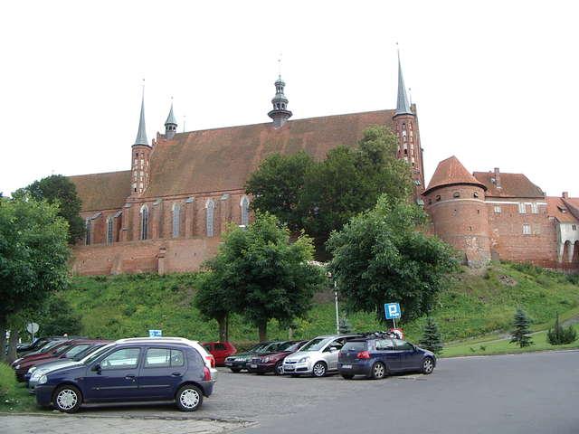 Frombork: katedra Wniebowzięcia NMP i św. Andrzeja - full image