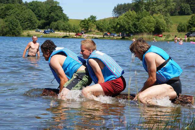 Jezioro Szkotowskie: Czyste, przyjazne dzieciom i wędkarzom  - full image