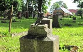 Cmentarz katolicki w Lubominie