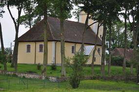 Kościół z XVIII wieku w Trelkowie