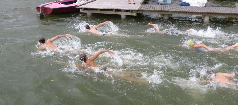 Maraton pływacki 2009