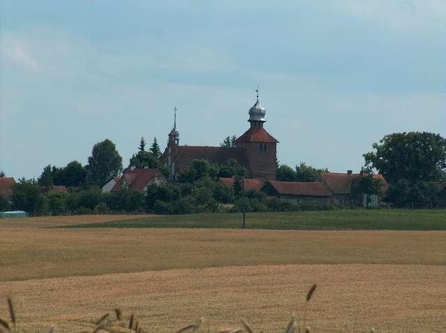 Kościół w Sząbruku - full image
