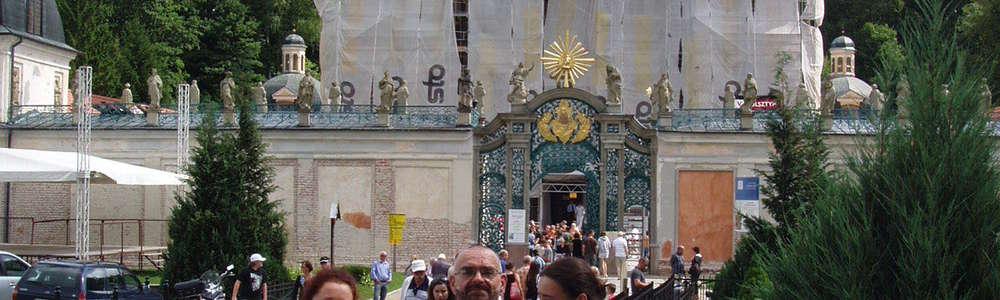 Sanktuarium Maryjne W świętej Lipce Moje Mazury
