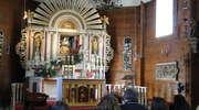 Drewniany kościółek w Boleszynie