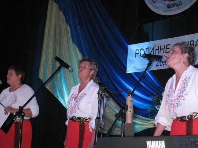 """Piąty przegląd pieśni ukraińskiej """"Rodzinne Śpiewanie"""" - full image"""