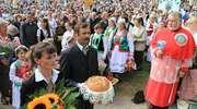 Tłumy wiernych modliły się w Gietrzwałdzie
