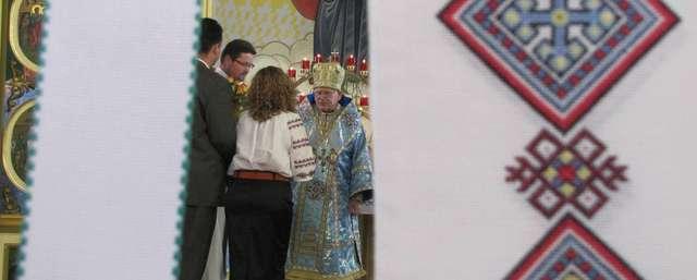 Olsztyn: święto parafialne u grekokatolików - full image