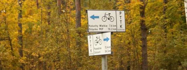 Szlak rowerowy: Błękitna wstęga jezior - full image