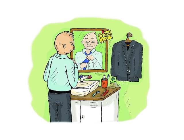 Na rozmowę o pracę ubierz się profesjonalnie - full image