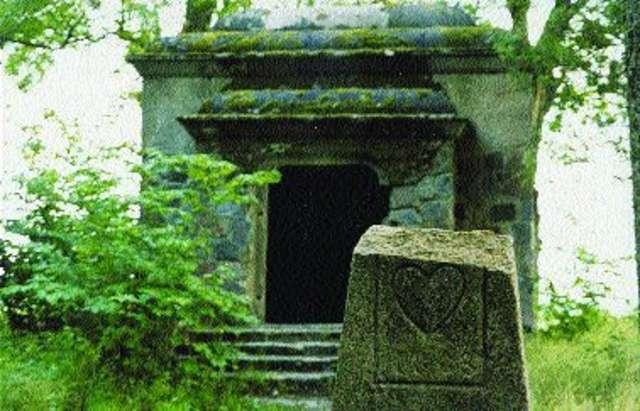 Grobowiec w Zakałczu - full image