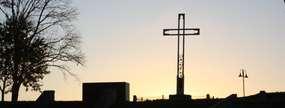 Krzyż św. Brunona w Giżycku