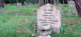 Cmentarz rumuński w Lidzbarku Warmińskim