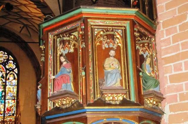 Olsztyn: katedra św. Jakuba - full image