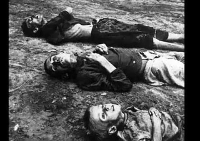Te dzieci zabili rosyjscy komuniści - full image