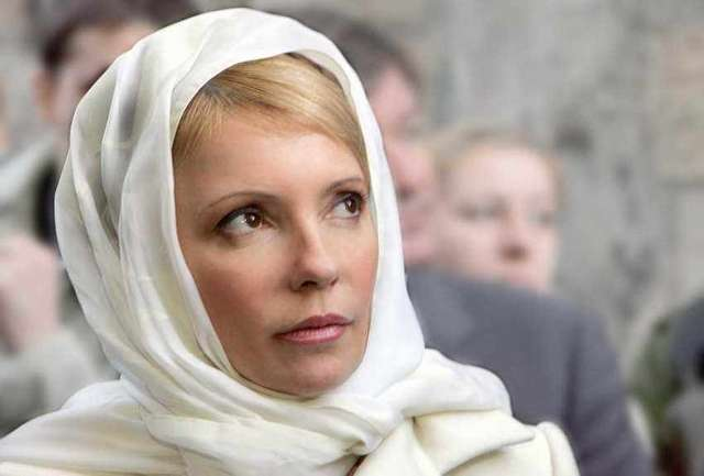 Julia Tymoszenko: Sukces pisany szminką - full image