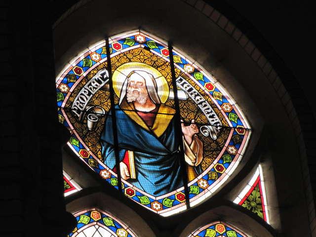 Olsztyn: kościół Najświętszego Serca Pana Jezusa - full image