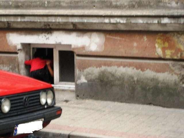 Olsztyn: ulica Warmińska - full image