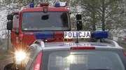 Pożar budynku mieszkalnego. Ewakuowano 8 osób [AKTUALIZACJA]