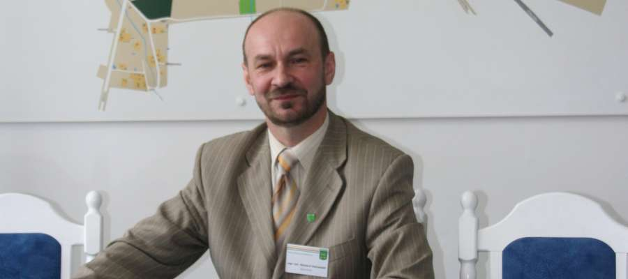 Ryszard Ostrowski.