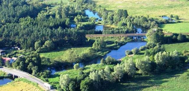 Drwęca: szlak kajakowy - full image