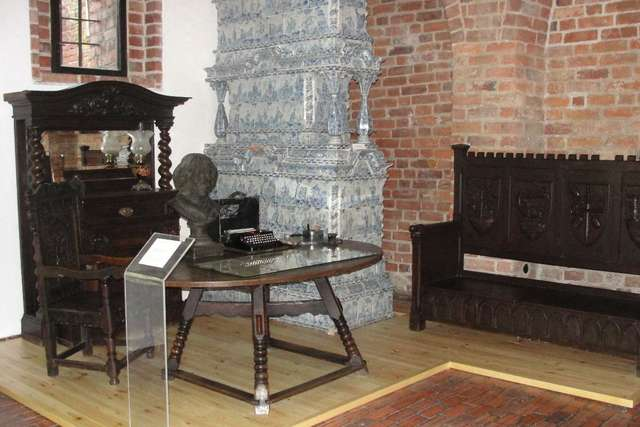 Frombork: Muzeum Mikołaja Kopernika - full image