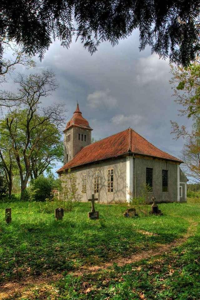Kościół w Kurkach - full image