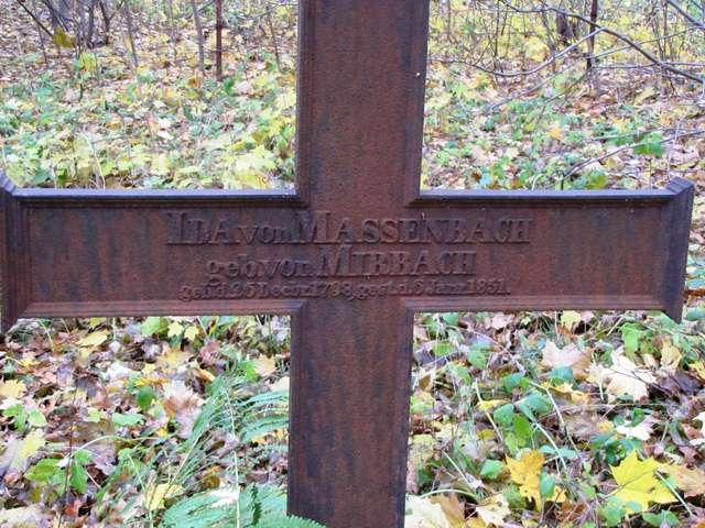 Sorkwity: cmentarz ewangelicki - full image