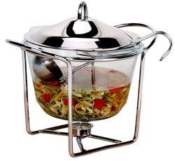 Do podania zupy idealne będzie głębokie naczynie okrągłe