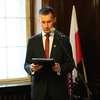 Tomasz Andrukiewicz oficjalnie prezydentem