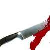 Wódka się skończyła - wyciągnął nóż