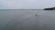 Jezioro Dargin: na szlaku z Giżycka do Węgorzewa