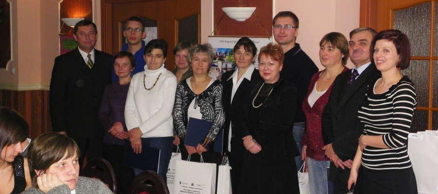 W projekcie współfinansowanym przez UE uczestniczyło 30 osób bezrobotnych z tereny gminy Ełk