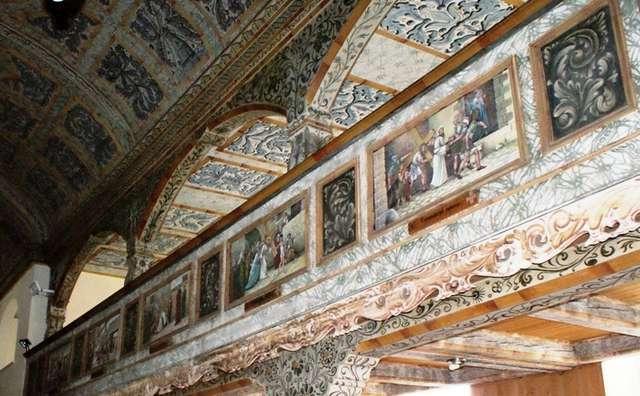 Okartowo: piękny kościół z XVIII wieku - full image